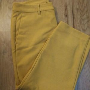 Office work pants size 8 old navy